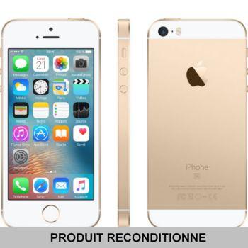 Apple iPhone SE Gold 64Go     reconditionné