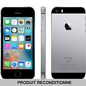 Smartphone Apple iPhone SE Gris 32Go Reconditionné