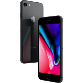 Apple iPhone 8 Gris 64 Go 				 			 			 			 				reconditionné
