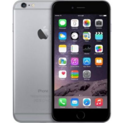 Location Apple - iPhone reconditionné iPhone 6s Gris 16 Go Grade A+