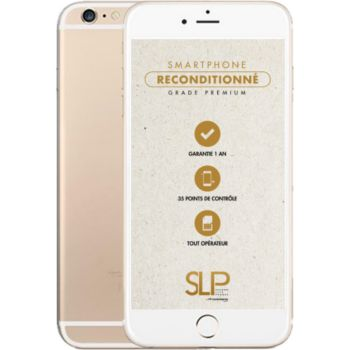 Apple iPhone 6s Or 16Go Reconditionné 				 			 			 			 				reconditionné