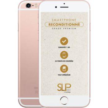 Apple iPhone 6s Rose 16Go Reconditionné     reconditionné