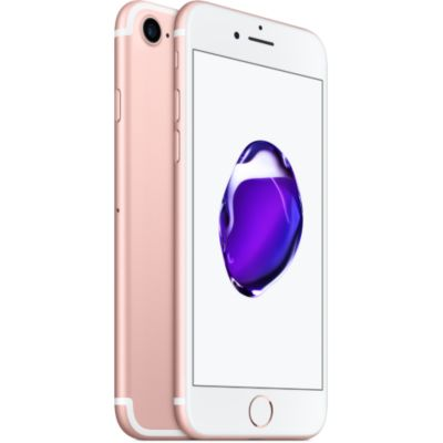 Location Apple - iPhone reconditionné iPhone 7 Rose 128 Go Grade A+