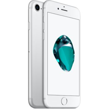 smartphone apple iphone 7 silver 32 go
