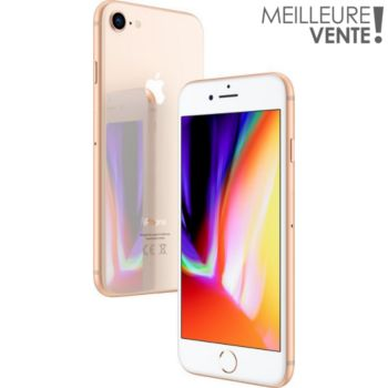 Apple iPhone 8 64GB Or Reconditionné     reconditionné