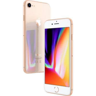 Location Apple - iPhone reconditionné iPhone 8 64 Go Or Grade A+
