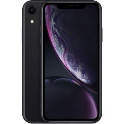 Location Apple - iPhone reconditionné iPhone XR Noir 64Go Grade A+