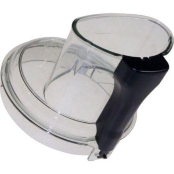Magimix Couvercle de bol anthracite (sans pousso