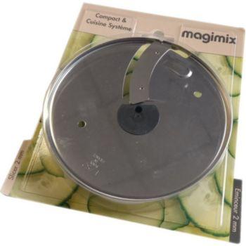 Magimix Disque éminceur 2 mm 17369
