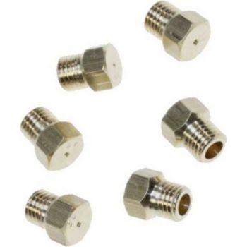 Bosch Jeu d'injecteurs gaz butane/propane 0063
