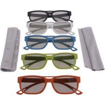 LG Pack de 5 lunettes passives AGF215 EBX61
