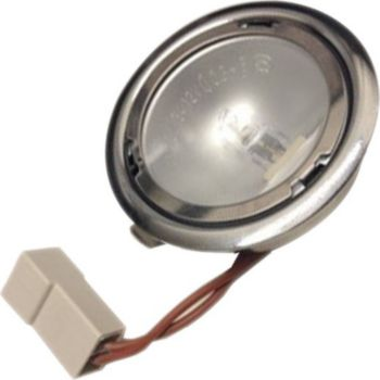 Whirlpool Lampe halogène 12V-10W-G4 481213488052