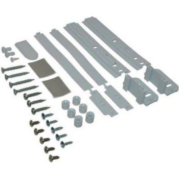 Whirlpool Kit de fixation (glissières) porte 48123
