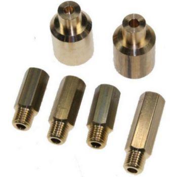 Brandt Kit d'injecteurs gaz naturel / gaz de vi