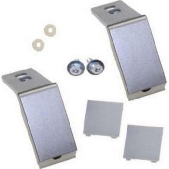 Wpro Kit de reparation fixation poignée inox