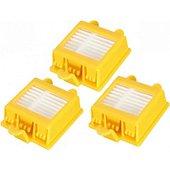 Pièce détachée Irobot Lot de 3 filtres Hepa série 700 21986