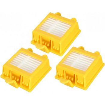 Irobot Lot de 3 filtres Hepa série 700 21986