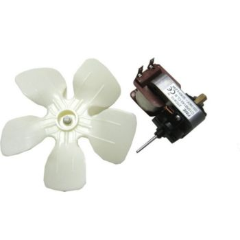 Ariston Ensemble moteur ventilateur C00093206