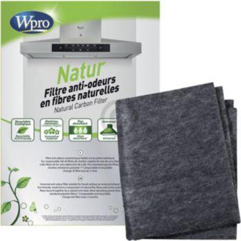 Whirlpool Filtre anti odeurs en fibres naturelles