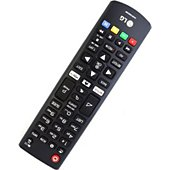 Télécommande universelle LG AKB75095308
