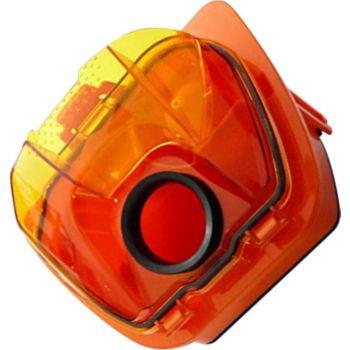 Moulinex Bac séparateur orange + filtreHepa RS-RT