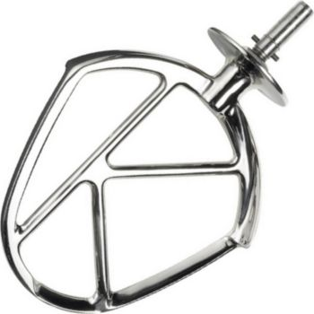 Kenwood Batteur K en inox avec circlip pour robo
