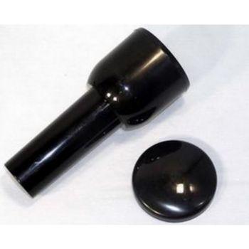 Kenwood A950 - Poussoir et couvercle noirs du A9