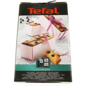 Tefal Lot de 2 plaques lini lingots XA801312