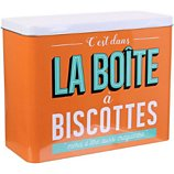 Boîte alimentaire Cook Concept  de conservation ma boite a biscotte