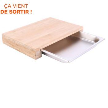 Cook Concept a decouper tiroir integre 38.5x26.5