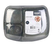 Lunch box Cook Concept  compartimentee M12