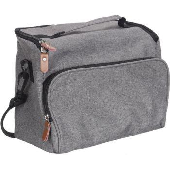 Cook Concept gris zippe 25.4x20.3x12.7cm m6