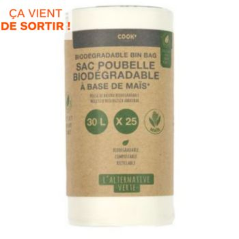Cook Concept biodegrable 30l x25