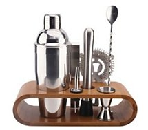 Coffret Cook Concept  a cocktail support bambou