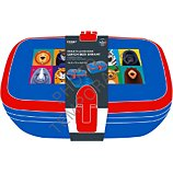 Lunch box Cook Concept  enfant animaux M18