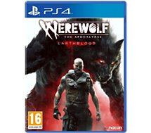 Jeu PS4 Nacon  WEREWOLF : THE APOCALYPSE - EARTHBLOOD