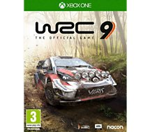 Jeu Xbox One Bigben  WRC 9