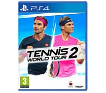 Jeu PS4 Bigben  TENNIS WORLD TOUR 2