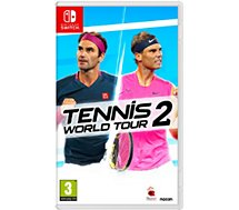 Jeu Switch Bigben  TENNIS WORLD TOUR 2
