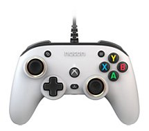 Manette Nacon  XBSeries Pro controller blanc