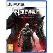 Jeu PS5 Nacon WEREWOLF : THE APOCALYPSE - EARTHBLOOD
