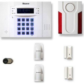 Tike Securite DNB29 Compatible Box Internet Et Gsm