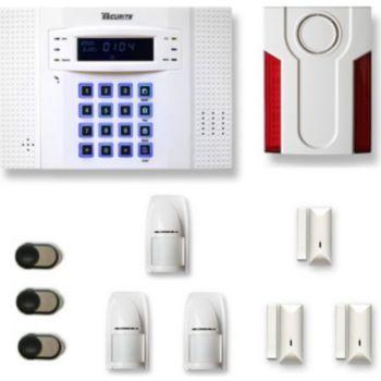 Tike Securite DNB28 Compatible Box Internet Et Gsm