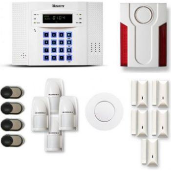 Tike Securite DNB26 - Compatible Box internet et GSM