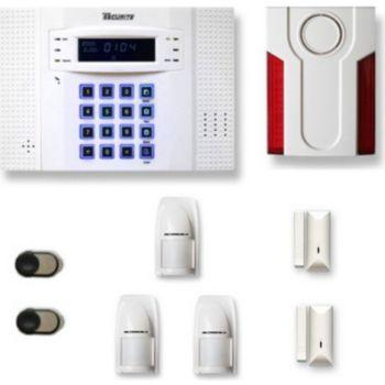 Tike Securite DNB27 - Compatible Box internet et GSM