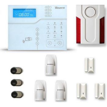Tike Securite SHB28 GSM/IP Avec Option Gsm Incluse