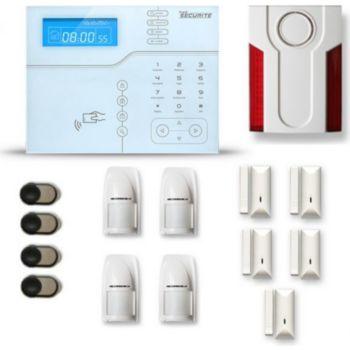 Tike Securite SHB24 GSM/IP Avec Option Gsm Incluse