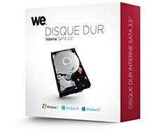 Disque dur interne WE 3.5'' 4To 5400T Retail