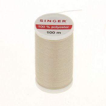 Singer bobine 100% polyester 100m - Col 2802
