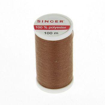 Singer bobine 100% polyester 100m - Col 2863